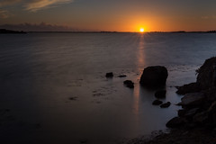 Sunset @ Sn (56) (benoit.charbonneau56) Tags: sunset sn vannes morbihan bretagne coucher soleil long exposure pose longue