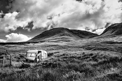 En Suite (chmeermann | www.chm-photography.com) Tags: 18135 nikkor d7100 nikon blackwhite bw monochrome highlands landscape travel westhighlandway scotland