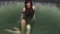 03 (LindsRealm) Tags: lind001 lindsworkshop lindsrealm tes skyrim screenshots oc asuka breton mage outdoors darkwater crossing