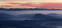 La mia terra (beppeverge) Tags: alba beppeverge bielmonte dawn fog landscape mist nebbia panoramicazegna prealpibiellesi sunrise