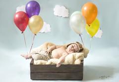 DSC_0316 (destefaniapt) Tags: baby portrait marinero globos boy