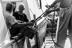 Chalutier  Roscoff (Isabelle Roquet) Tags: port chalutier bateau pche crustacs mer pcheurs