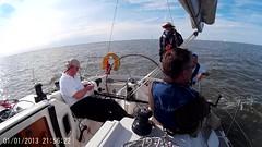 150828 RS - 24 Uurs - Fahrt zu WV 19 - berholmodus (skywalker_elba) Tags: nk regatta ijsselmeer