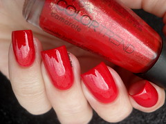 Passe Nati - Ncessaire + Color T. (Avon) - Camarote (Barbara Nichols (Babi)) Tags: colortrend vermelho red rednails rednailpolish camarote avon nails unhas mos nailpolish