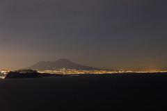 Notturno (LifeReporter) Tags: nightsky nightcolors nightislands nature sky night sea landscape naples notte isole paesaggio faro napoli capri miseno baia di