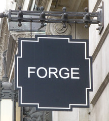 Forge, London EC3. (piktaker) Tags: london londonec3 pub inn bar tavern pubsign innsign publichouse forge