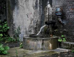 Industrial fountain (AstridWestvang) Tags: industry factory odda west norway