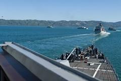 161120-N-DJ750-281 (U.S. Pacific Fleet) Tags: usssampsonddg102 hmas hmcs hmnzs