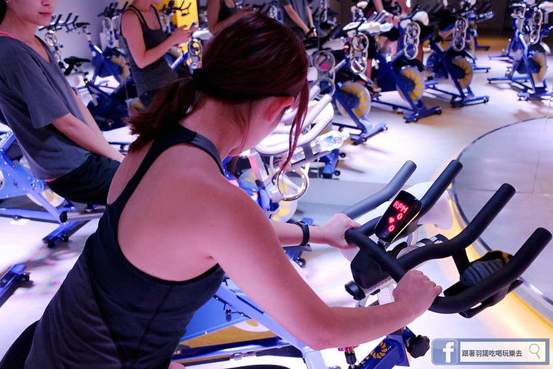 台北松山南京復興站健身房  MUZICYCLE 飛輪拳擊課程081