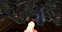No way out... (Allie Carpathia) Tags: horror hauntedhouse beauty demon autumn hallowen secondlife