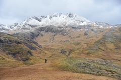 Hiking on Adak (Paxson Woelber) Tags: adak adakisland alaska landscape hike hiker hiking