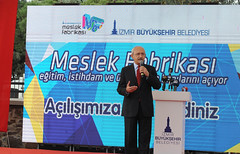 MESLEK FABRIKASI ACILISI (FOTO 3/3) (CHP FOTOGRAF) Tags: siyaset sol sosyal sosyaldemokrasi chp cumhuriyet kilicdaroglu kemal ankara politika turkey turkiye tbmm meclis izmir buyuksehir aziz kocaoglu meslek fabrikasi