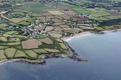 Perranuthnoe & Perran Sands in Cornwall UK aerial image (John D F) Tags: perranuthnoe perransands coast coastline coastal southwestcoastpath cornwall aerial aerialphotography aerialimage aerialphotograph aerialimagesuk aerialview