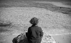 Lou Lavandou (Kalank) Tags: mum yoga zen respire sea mer mediterrannée seaside quiétude respirer nature love breathe blackwhite