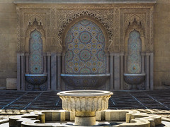 Mosque Place Hassan (A.B.S Graph) Tags: hassan rabt rabat