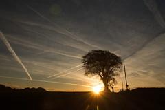 Dawn over Crank, Merseyside (ianbonnell) Tags: dawn sthelens billinge crank merseyside england uk sunrise rural