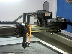 CCD Camera Laser Cutting Machine. (haoyuelaser) Tags: laserengraver laserengravingmachine lasercutter cortelaser cncrouter co2lasermachine lasercut laserengraved acrylic lazermachine