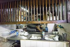 teahouse (kuuan) Tags: manualfocus mf voigtländercolorskoparf421mm voigtländer color skopar f4 21mm leica m a7 sony tea teahouse yangon myanmar