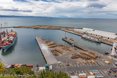 Napier Port (zzrbell) Tags: newzealand napier hawkesbay nz