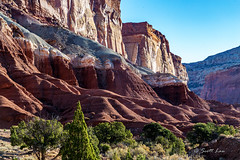 Red Rock (Just Used Pixels) Tags: torrey utah unitedstates us
