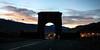 North Entrance to Yellowstone (Kim Tashjian) Tags: ynp yellowstonenationalpark gardiner montana evening sky clouds