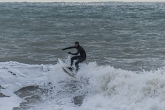 Freshwater Bay, Storm Angus, Sunday afternoon. (frattonparker) Tags: nikond600 tamron28300mm raw lightroom6 isleofwight englishchannel freshwaterbay frattonparker btonner surf surfing surfer lamanche