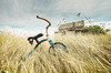 A Little Played Out (DeVaughnSquire) Tags: play tricycle bike bicycle abandoned vintage forgotten canada prairies grass house homestead past history memories rustic old country landscape