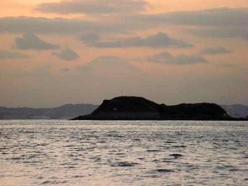富津岬 2008-11-22