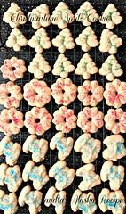 SANDRA'S ALASKA RECIPES: Sandra's Christmastime Spritz Cookies...recipe (sandrasalaskarecipesphotographyretail) Tags: alaska christmastime classic cookies dessert holiday image photo pic recipes sandras spritz traditional
