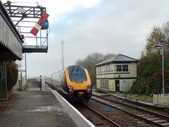 221132 Liskeard (1) (Marky7890) Tags: xc 221132 class221 supervoyager 1s47 liskeard railway train cornwall