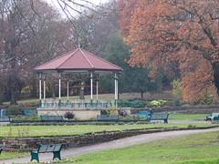 Bandstand, Elsecar Park. (Sharon B Mott) Tags: bandstand trees park elsecarpark southyorkshire november