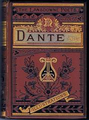 The Divine Comedy by Dante Alighieri (Benn Gunn Baker) Tags: book fine binding lansdowne poets the divine comedy dante alighieri poem literature inferno purgatorio paradiso benn gunn baker bristol