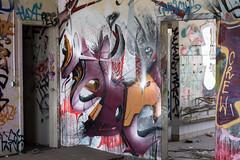 _DSC0964 (Under Color) Tags: leipzig graffiti lost places urban exploring leipsch walls