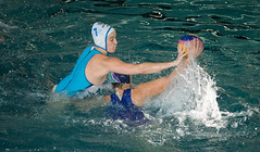 2C040153 (roel.ubels) Tags: len euro league waterpolo sport topsport utrecht uzsc 2016 krommerijn women