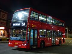 The Disgraceful Skirt Remover (londonbusexplorer) Tags: go ahead london general optare olympus trident enviro 400 doe7 lx58cwv 154 morden croydon sutton tfl buses
