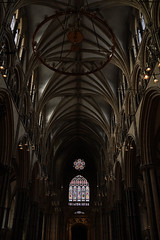 Lincoln Cathedral (Mr Mullins) Tags: cathedral church religion great britain england lincoln lincolnshire gb uk historic medieval worship landmark city wealth sony rx1r full frame raw