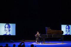 MEX AN CONFERENCIA JULIETA VENEGAS (Fotogaleria oficial) Tags: mexico concierto musica cultura mex distritofederal julietavenegas blus discografia algosucede