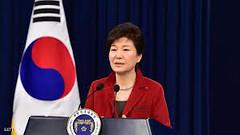 كوريا الشمالية والجنوبية على شفا حرب في حال لم تعتذر الاولى عن الاستفزازت المسلحة ضد الاخيرة (albaldtoday) Tags: كورياالشمالية كورياالجنوبية باكجونهاي