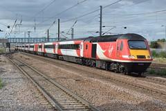 05-09-15 Virgin Train East Coast 43302 1A37 Leeds - London Kings Cross (Lukas66538) Tags: london train coast cross leeds class east virgin kings peterborough 43 hst vtec 43302 1a37