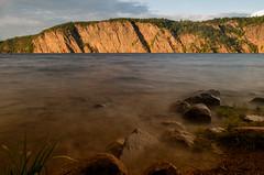 Bon-Echo-Shoreline-08122015 (beabss) Tags: ontario water landscape bonecho provincialparks nikond4s
