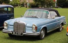 WLC 97 (Nivek.Old.Gold) Tags: mercedes diesel 1966 cabriolet 250se 2998cc