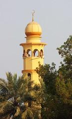 Minaret (gordontour) Tags: building architecture minaret islam uae mosque arabia rak unitedarabemirates rasalkhaimah