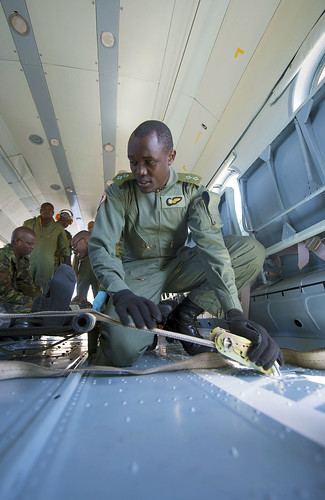 Aeromedical training