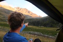 IMG_4280 (theresa.hotho) Tags: camping en france saint montagne de hiking donkey grand pic tent alpe dhuez besse anes rousses sorlin letendard stjeandarves eselwandern
