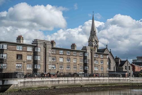 DUBLIN DOCKLANDS AREA [21 SEPTEMBER 2015] REF-10805472
