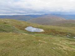Creag Mhor and Beinn Heasgarnich down lochan (ancanchaWH) Tags: highlands walk mhor beinn creag heasgarnich