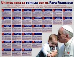 Un mes para la familia (Legionarios de Cristo) Tags: familia mes calendario rezar iniciativa fidelidad snodo papafrancisco