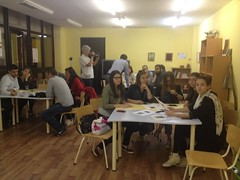 """""""Tolerance – in the past and today"""". Workshop at the National History Museum, Sofia • <a style=""""font-size:0.8em;"""" href=""""http://www.flickr.com/photos/109442170@N03/21672742206/"""" target=""""_blank"""">View on Flickr</a>"""