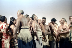 29-111 (ndpa / s. lundeen, archivist) Tags: people color men film festival fiji 35mm clothing women dancers singing dancing stage traditional nick group performance culture suva clothes southpacific 29 tradition 1970s performers 1972 chanting dewolf oceania fijian pacificartsfestival pacificislands festivalofpacificarts southpacificislands nickdewolf photographbynickdewolf festpac pacificislandculture southpacificfestival reel29 southpacificartsfestival southpacificfestivalofarts fiji72