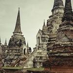 Ayutthaya - Wat Phra Sri Sanphet Temple thumbnail